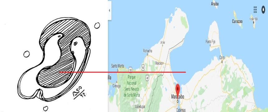 Venezuela Caos del Caribe palmera relacion entre 2 psicos Maraca12