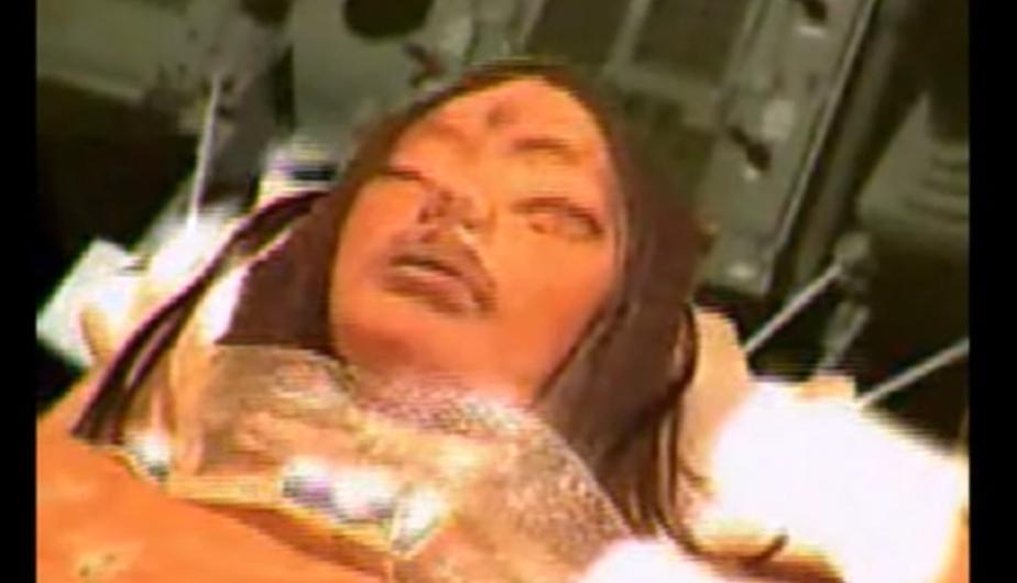 parravicini, swaruu de erra y la momia de la luna Momia10