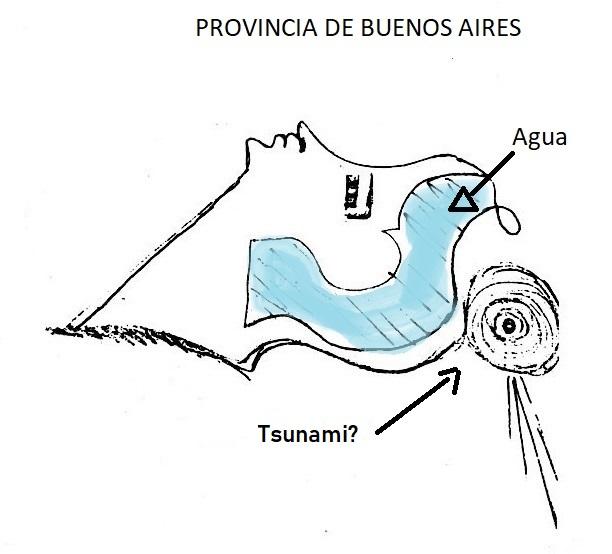 Argentina - tsunami - Terremoto - California Samari13