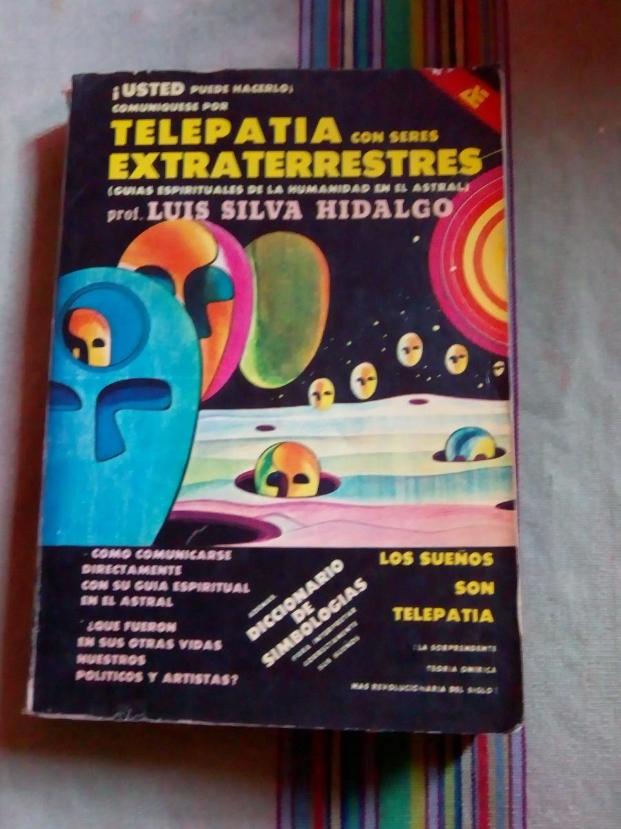 extraterrestres se manifestaran en forma telepatica Telepa10