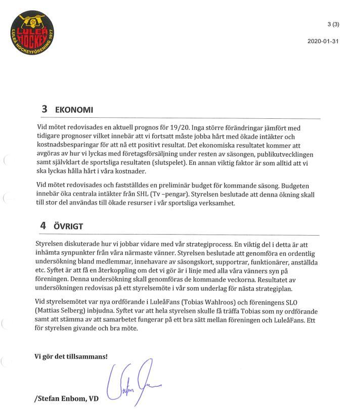 Luleå Hockeys Ledning & Ekonomi, Del 2 - Sida 18 Lhf310