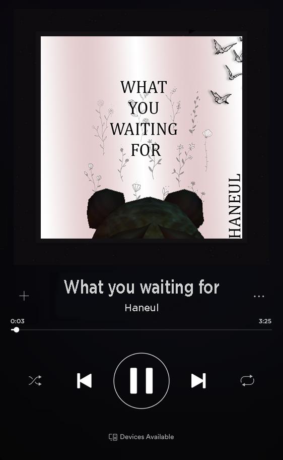 Spotify - Haneul Whatyo11