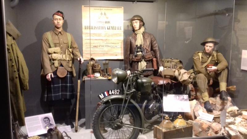 Musée mémoire 1939-1945 Plougonvelin Finistère  20180720