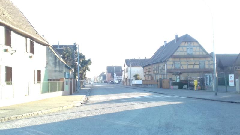 Sentier mémoire Grussenheim et moulin de Jebsheim  20190221