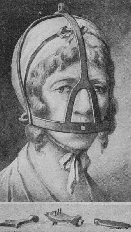 عقوبة المرأة الثرثارة في عصور أوروبا المظلمة  Fb_img40