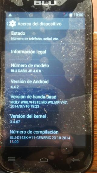 Aporte*#*firmware Blu Dash Jr 4.0 D143K Leída Nck_dongle Img_2016