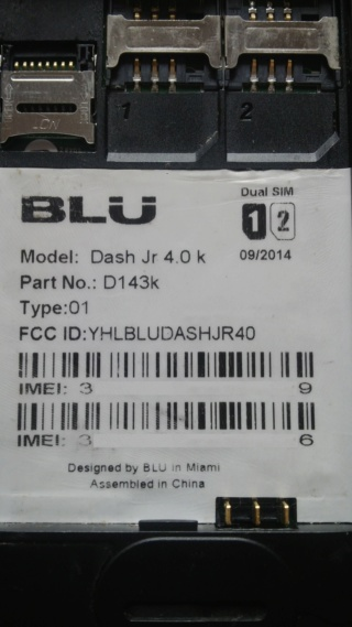 Aporte*#*firmware Blu Dash Jr 4.0 D143K Leída Nck_dongle Img_2017