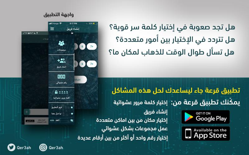 تطبيق قرعة افضل تطبيق لحل مشكلة التردد في الاختيار بين ألامور 12576912