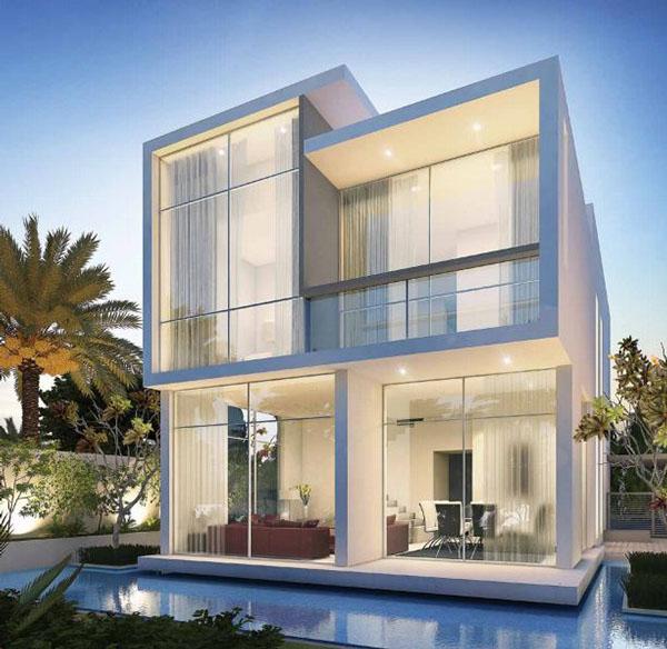 فلل للبيع في دبي ثلاث غرف بمليون درهم فقط لاغير 610