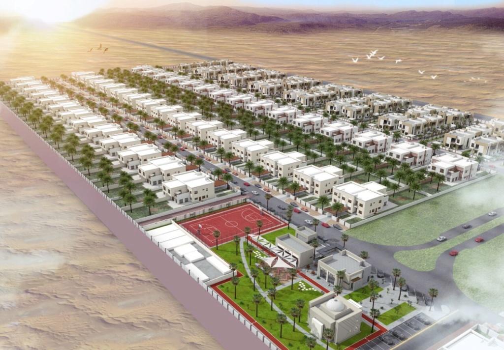الشارقة جاردن سيتي أختيارك الأول للسكن ، مشروع شموس Fullsi13