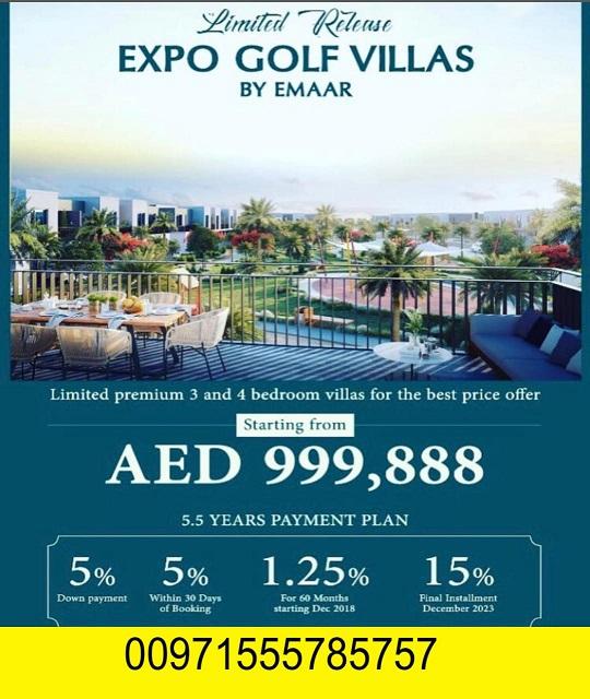 فلل للبيع في دبي بسعر مميز جدا يبدأ السعر من 999,888 (مليون درهم فقط ) وبالتقسيط الى مابعد الاستلام Img_8314