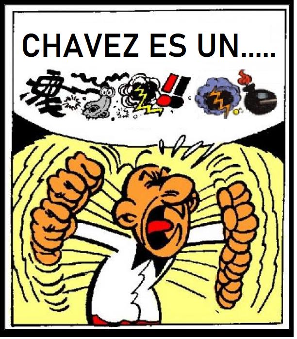 America Latina raza vs economia, cultura vs progreso - Página 3 Chavez10