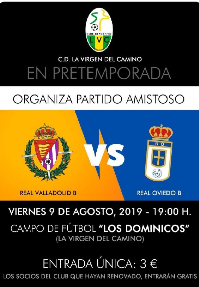 Real Valladolid PROMESAS - Temporada 2019/20 - 2ª División B Grupo II - Página 3 20190810