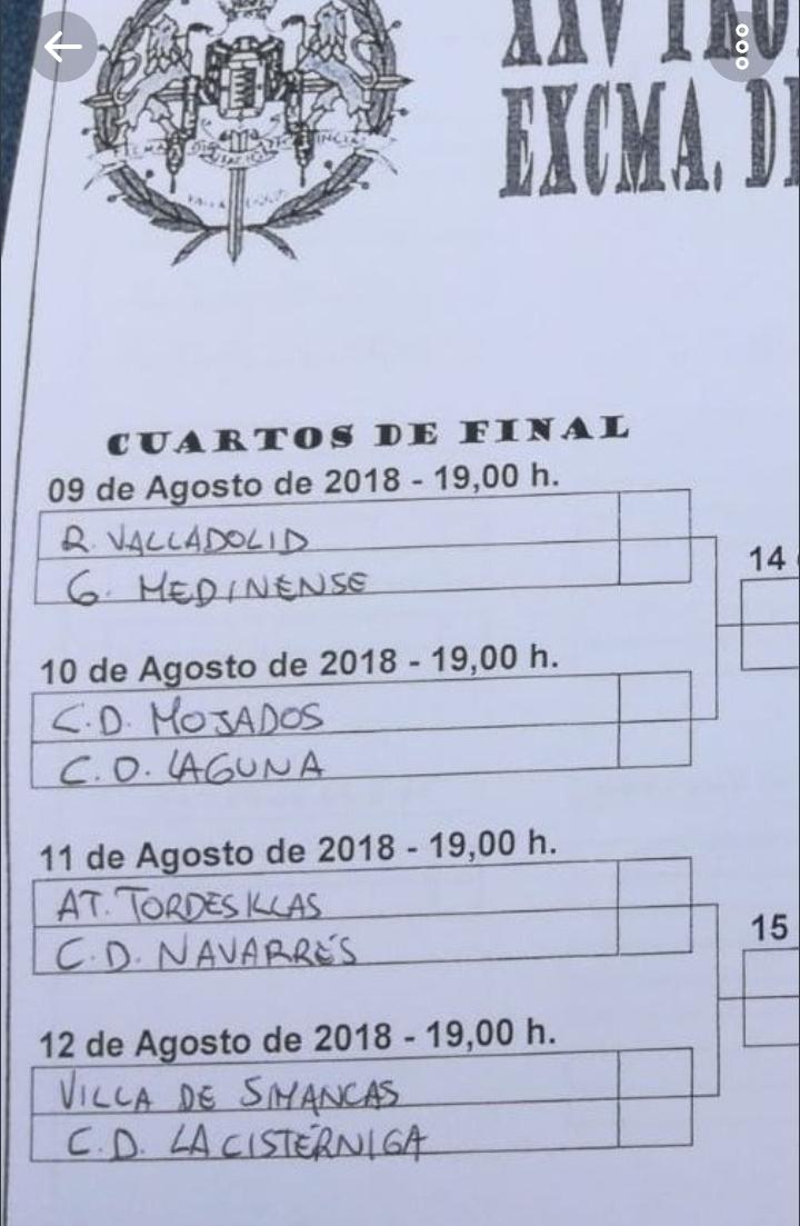 Real Valladolid B - Temporada 2018/19 - 2ª División B - Página 4 Screen11