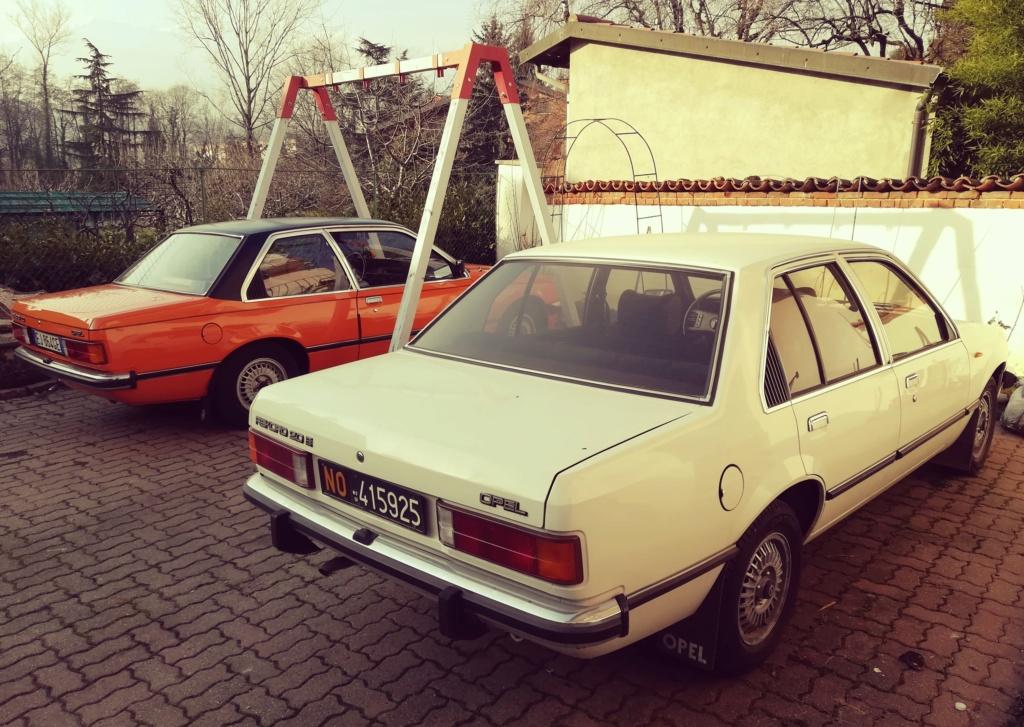Opel Rekord E1 2.0 E Berlina (1980).... dopo la Vanda arriva... Miranda! Img_2334