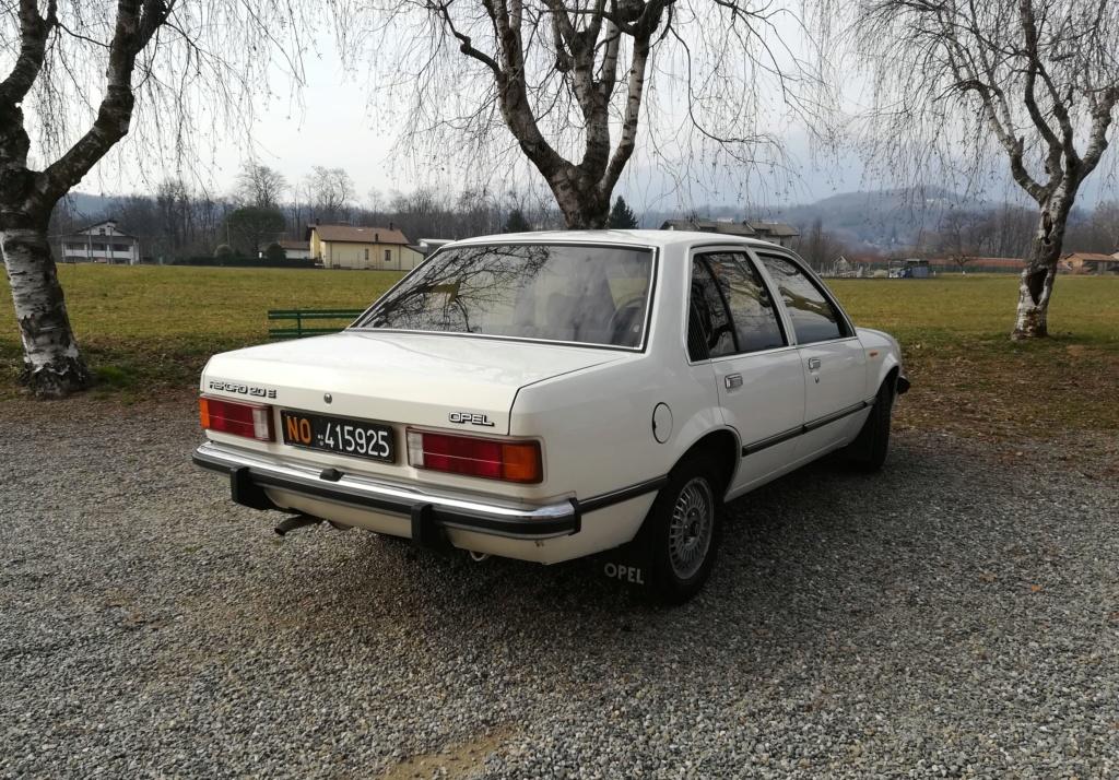 Opel Rekord E1 2.0 E Berlina (1980).... dopo la Vanda arriva... Miranda! Img_2355