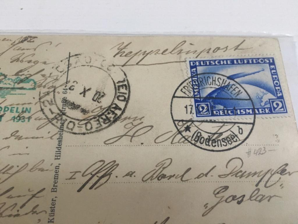 nach - Zeppelin - ungewöhnliche und seltene Destinationen - Seite 2 95d12110