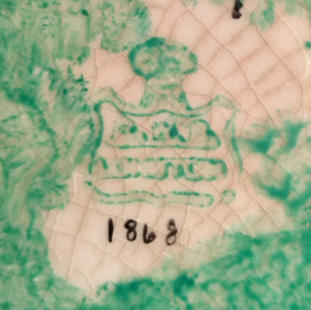 Anyone recognise this base mark? Img_2062
