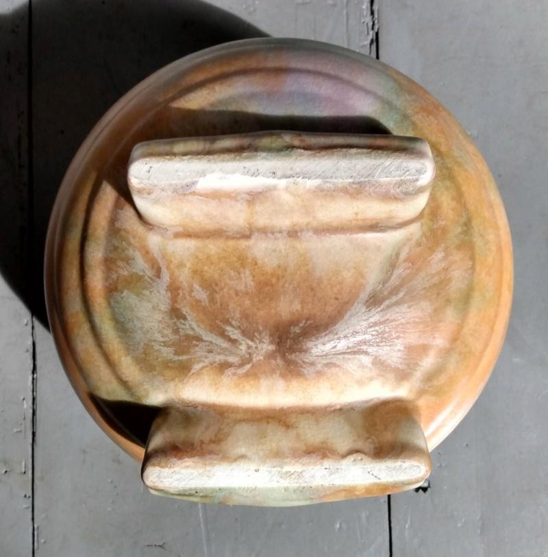 Art deco ball jar- Beswick Img_2153