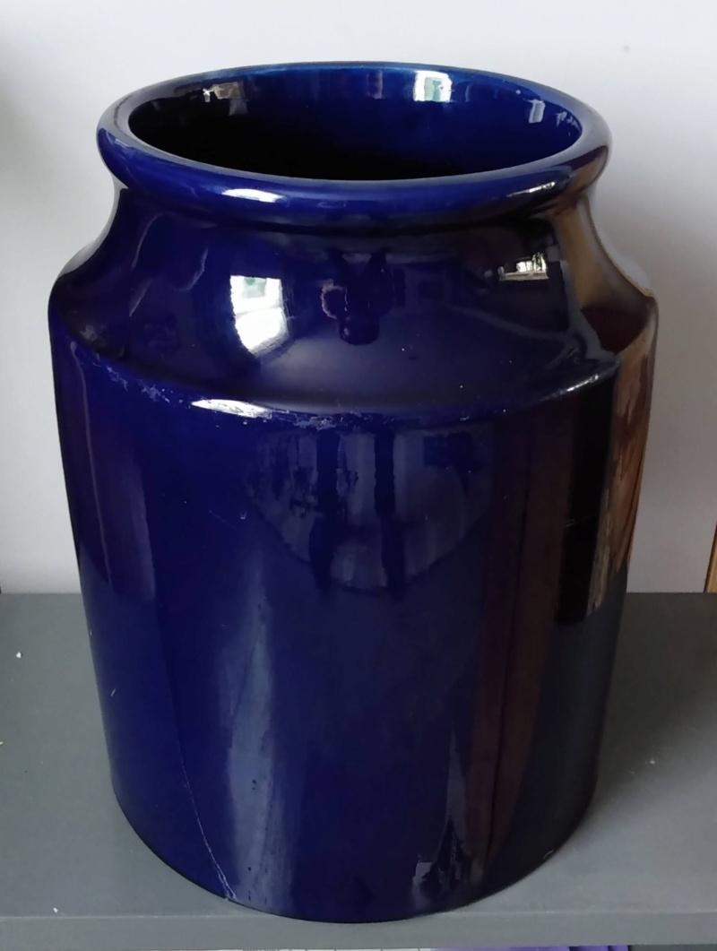 Big blue jar Img_2182