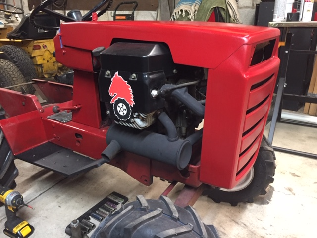 [FINALIST] - mrshaft696's The Real Horse [2019 Build-Off Entry]  - Page 6 Img_4015