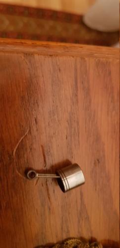 COX piston of irregular size 15496510