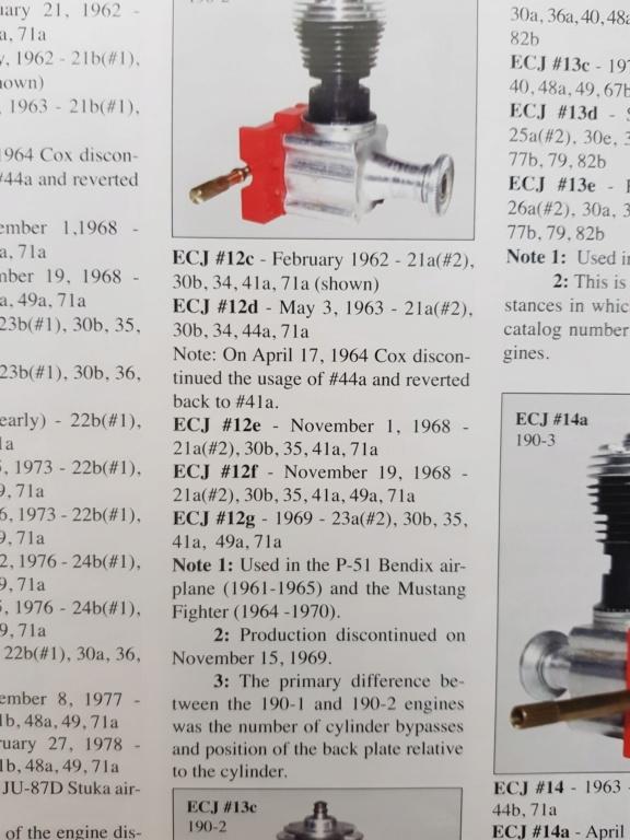Cox Model Engine Handbook 15527410