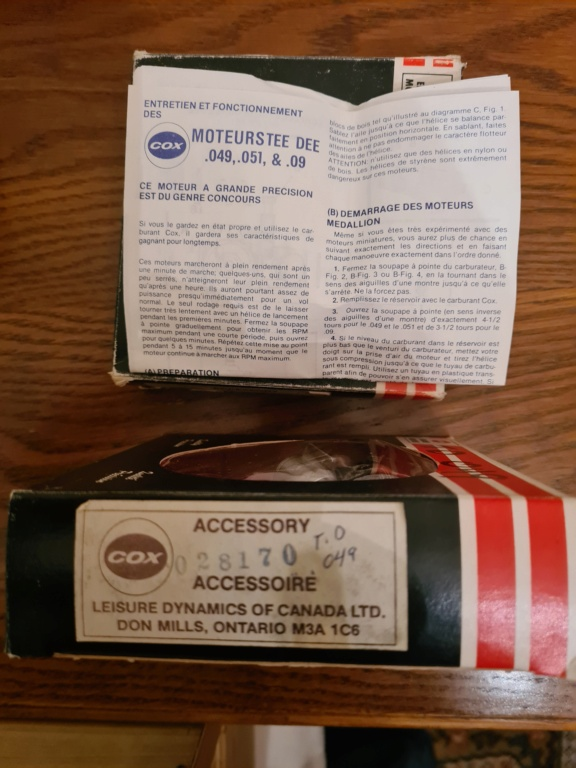 Black Widow Canadian Package  16054711