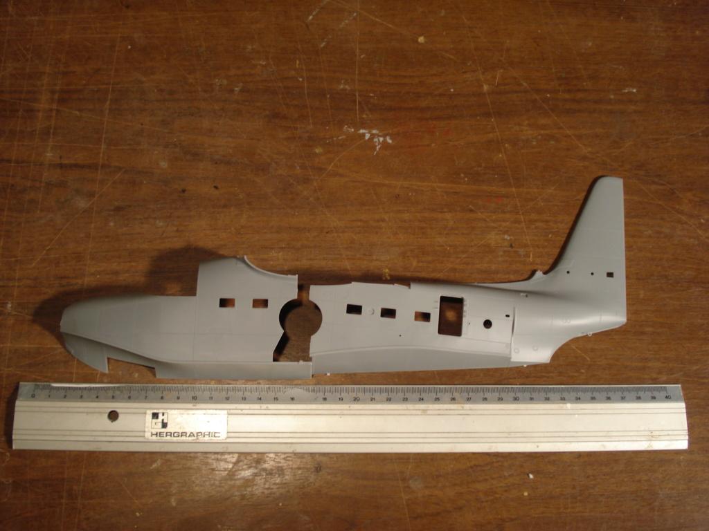 montage kit trompeter 1/48 , GRUMMAN ALBATROSS  HU 16A 1411
