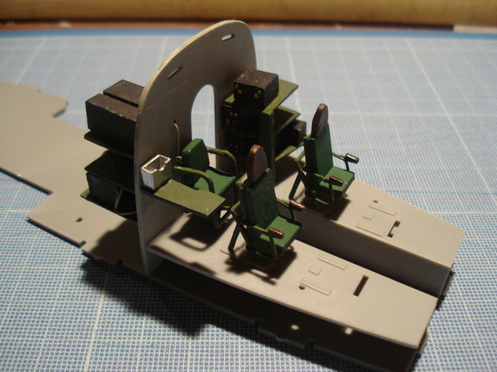 montage kit trompeter 1/48 , GRUMMAN ALBATROSS  HU 16A - Page 2 5610