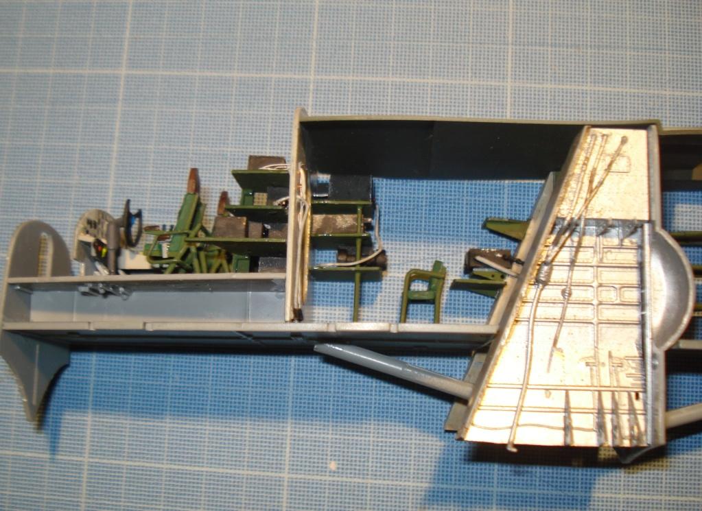 montage kit trompeter 1/48 , GRUMMAN ALBATROSS  HU 16A - Page 3 710