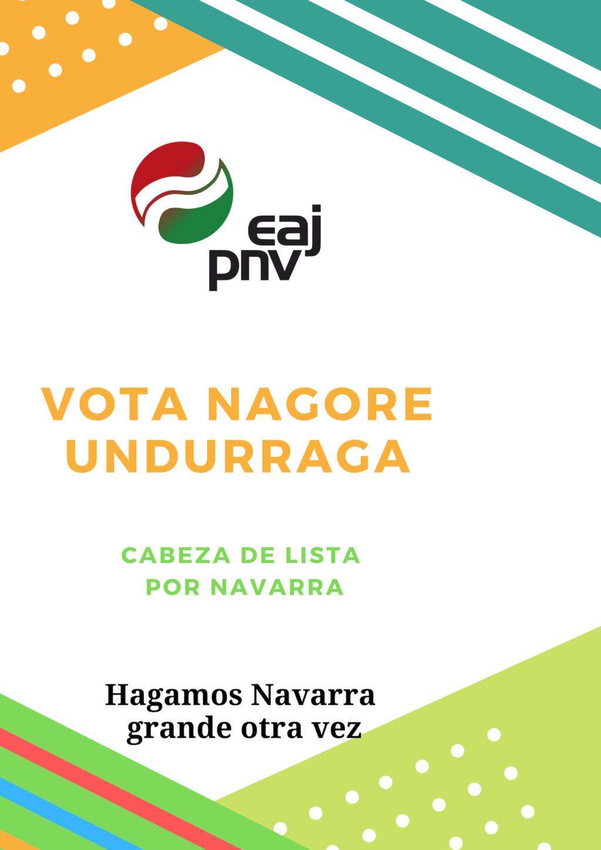 Partido Nacionalista Vasco|¡Unidos por Euskadi! Disezo11
