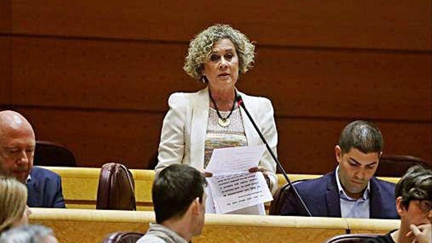 [P-005] María del Mar Julios Reyes (GPMx-CC) al Ministro del Interior, sobre las Islas Canarias y su posible amenaza como objetivo terrorista. Marzya11