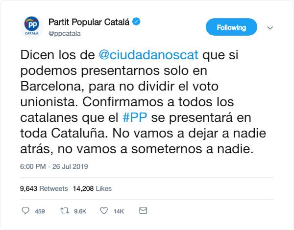 @populares | Twitter Oficial del PP y sus principales políticos Pp_twe12