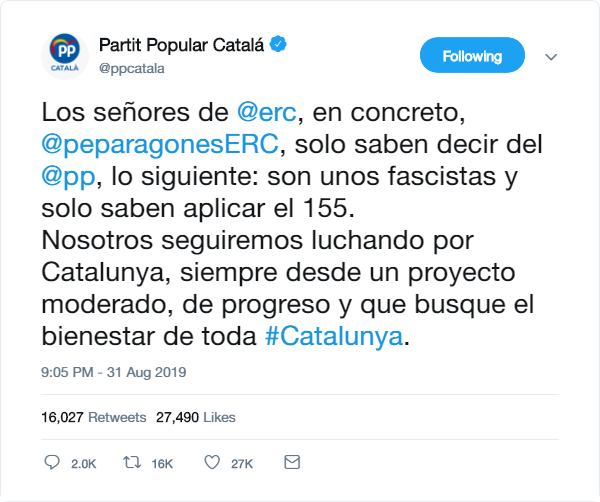 @populares | Twitter Oficial del PP y sus principales políticos Pp_twe18