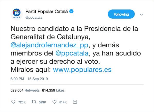 @populares | Twitter Oficial del PP y sus principales políticos Pp_twe21