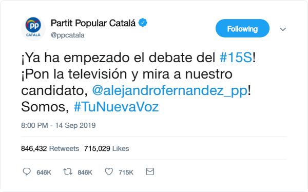 @populares | Twitter Oficial del PP y sus principales políticos Tweet_12