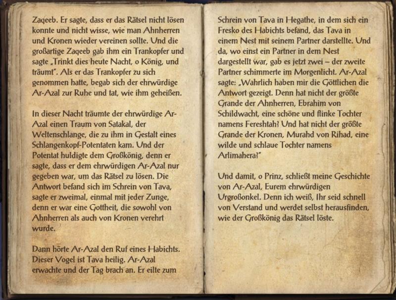 [Ingame Buch] Der ehrenwerte Ar-Azal und seine Taten Ar-aza11