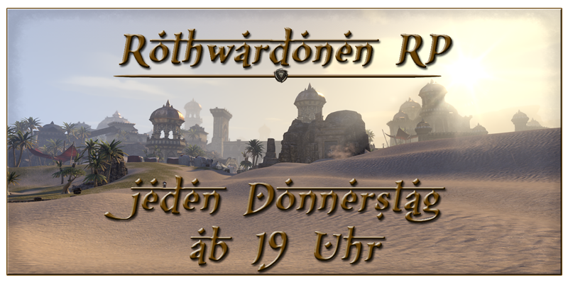 [Rothwardonen RP] Fester Spieltermin Fester11