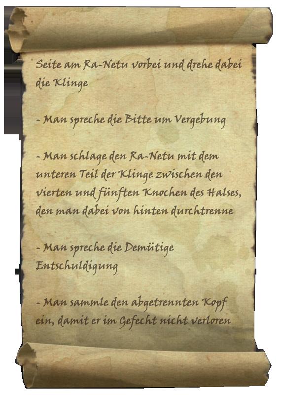 [Ingame Buch] Richtige Wege, Ra-Netu zu erschlagen - 12 Ranetu13