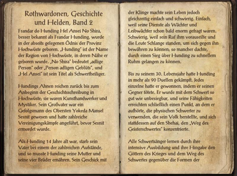 [Ingame Buch] Rothwardonen, Geschichte und Helden, Band 1-3 Rothwa14