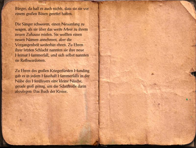 [Ingame Buch] Rothwardonen, Geschichte und Helden, Band 1-3 Rothwa15