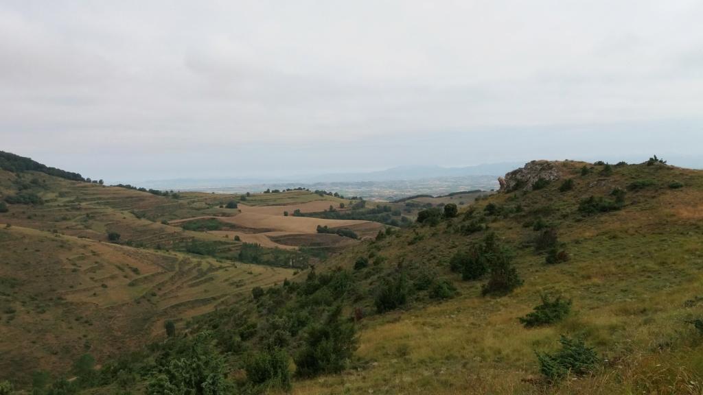 Sierra de la Demanda (San Millán de la Cogolla) Vistar10