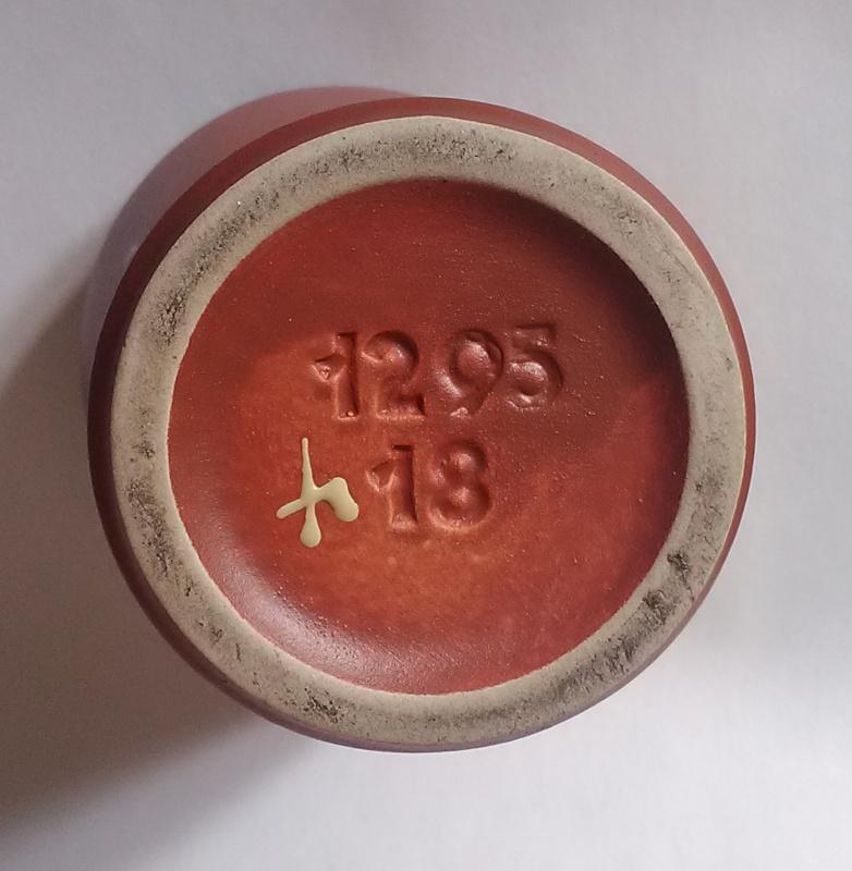 West Germany mid century Vase - Dümler & Breiden Mid210