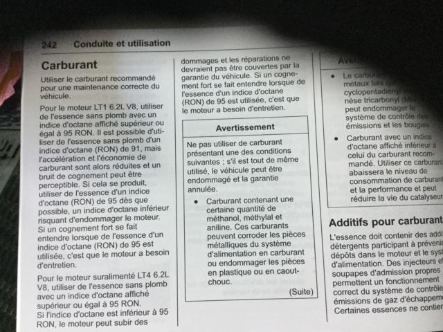 Éthanol dans ce V8 - Page 2 Aeb0d510