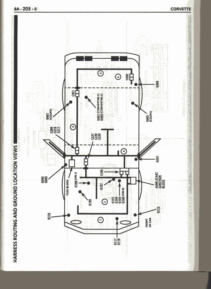 Recherche points de masse sur corvette 87 Ground10