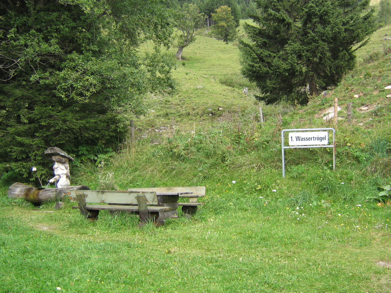 Nuit dans le camping-car en Autriche? 01010