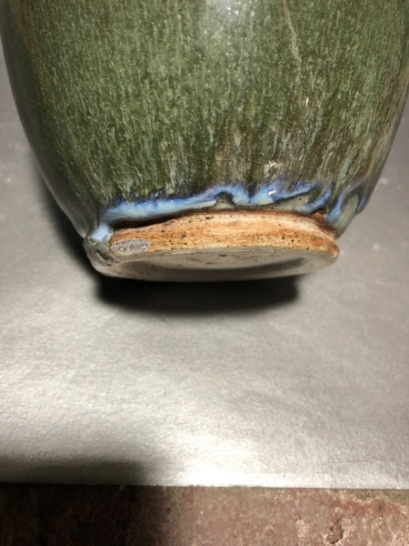 Does anyone know who made this vase?  It looks like it is signed ARLI 9z4lfy10