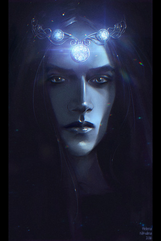 Of the Noldor - the Deep Elves of Valinor & the Exiles upon Middle Earth Dat9eh11
