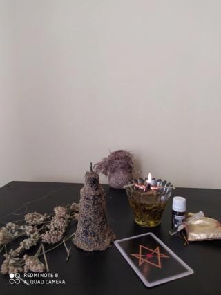 """Ритуал на """"Уход болезней"""" 0-02-038"""